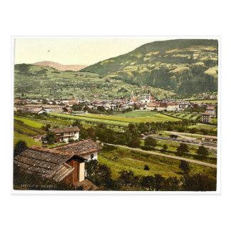 Brixen、II、チロル、AustroハンガリーまれなPhotochrom ポストカード