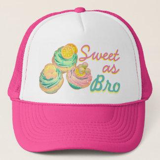 broのカップケーキの帽子として菓子 キャップ