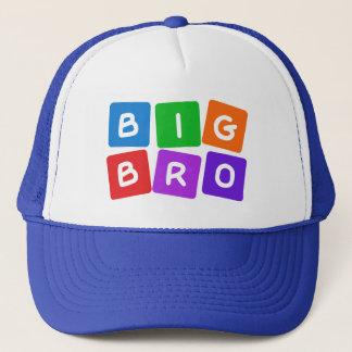 Broの大きい帽子 キャップ