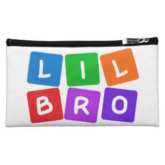 Broの少しアクセサリーバッグ コスメティックバッグ