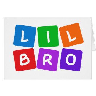 Broの少しカスタム・カード カード