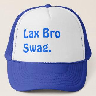 Broの緩いスワッグ キャップ