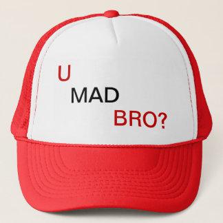 BroのUの不機嫌か。 キャップ