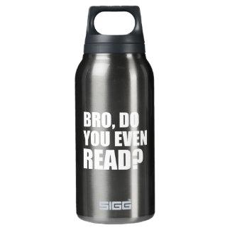 Broは、読みましたか。 断熱ウォーターボトル