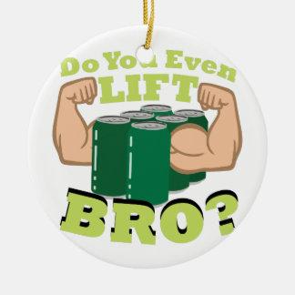 Broを持ち上げて下さいか。 セラミックオーナメント