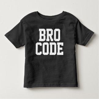 BROコード トドラーTシャツ