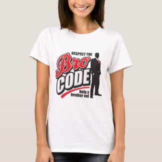 Broコード Tシャツ