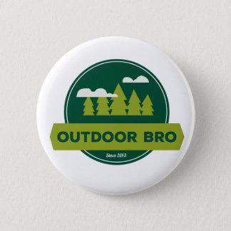 Bro屋外のボタン 5.7cm 丸型バッジ