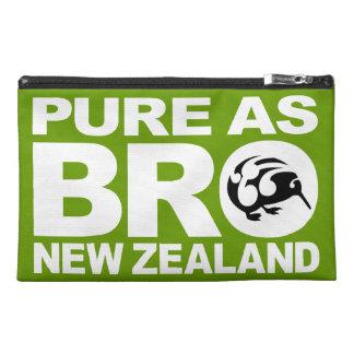 bro、ニュージーランドとして純粋 トラベルアクセサリーバッグ