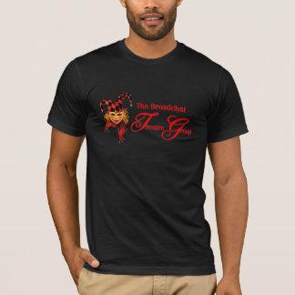 Broadclystの劇場のシンプル Tシャツ