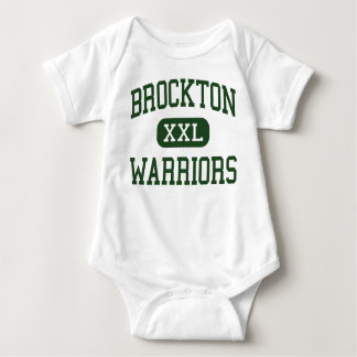 Brockton -戦士-高Brocktonモンタナ ベビーボディスーツ