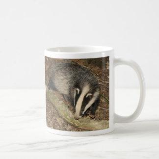 Brockwatchのアナグマのマグ コーヒーマグカップ