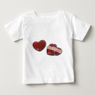 BrokenHeartMendedBandage092715.png ベビーTシャツ