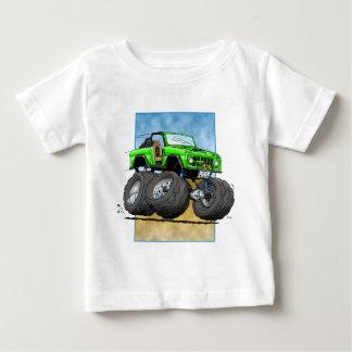 Bronco_Green.png ベビーTシャツ