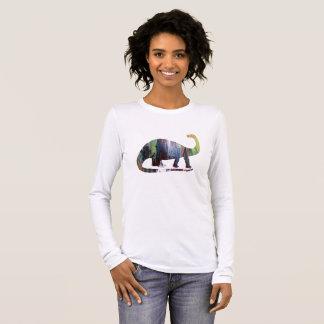 Brontosaurusの芸術 Tシャツ