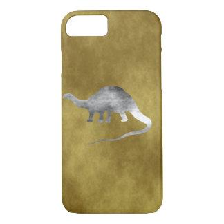 Brontosaurusの骨組 iPhone 8/7ケース