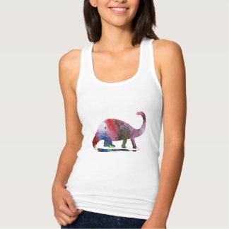 Brontosaurus タンクトップ