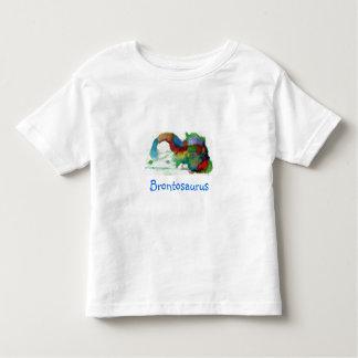 Brontosaurus トドラーTシャツ