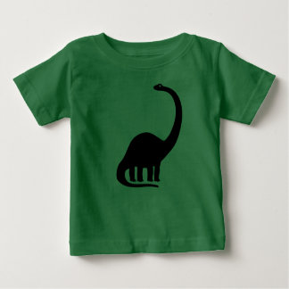 brontosaurus ベビーTシャツ