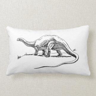 Brontosaurus ランバークッション