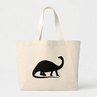 Brontosaurus ラージトートバッグ