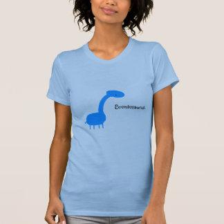 Brontosaurus. Tシャツ