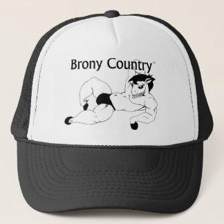 … Bronyの国に来られる キャップ