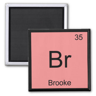 Brooke一流化学要素の周期表 マグネット