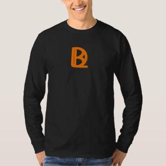 Brooke二重牧場-長い袖のTシャツを職員を置いて下さい Tシャツ