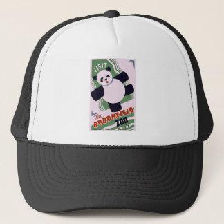 Brookfieldの動物園のパンダ キャップ