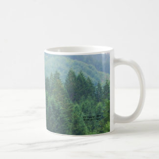 Brookings -港、オレゴン コーヒーマグカップ