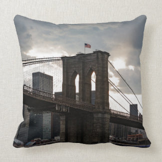 Brookly橋NYC枕 クッション