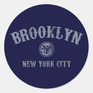 *Brooklyn ラウンドシール
