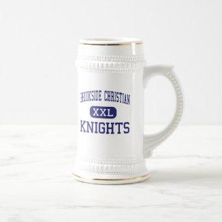 Brooksideのクリスチャン-騎士-高Stockton ビールジョッキ