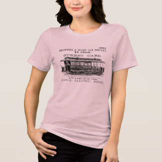 Brownell Car Company 1890年 Tシャツ