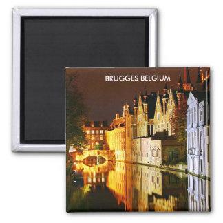 BRUGGESベルギー マグネット