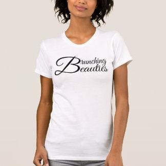 Brunchingの美しい Tシャツ