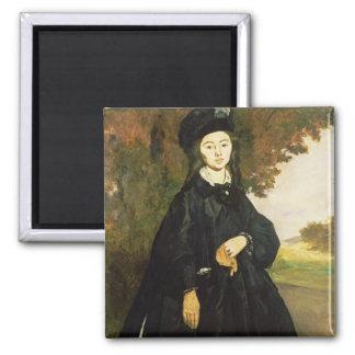 Brunet Manet |夫人 マグネット
