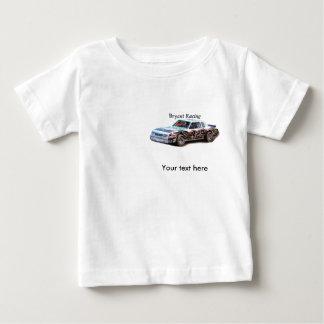 bry競争のコピー、あなたの文字ここに ベビーTシャツ