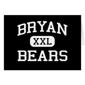 Bryan -くま- Bryanの高等学校-オマハネブラスカ カード
