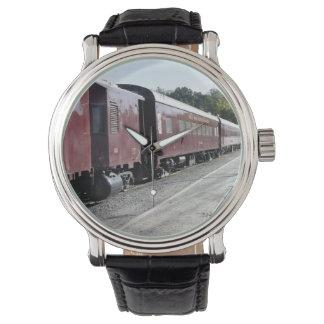 Brysonの鉄道 腕時計