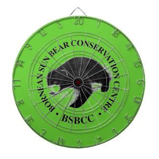 BSBBCは日曜日くまを救います ダーツボード