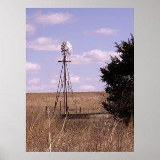 BSFLの風車 ポスター