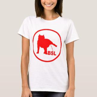 BSL -ピット・ブル Tシャツ