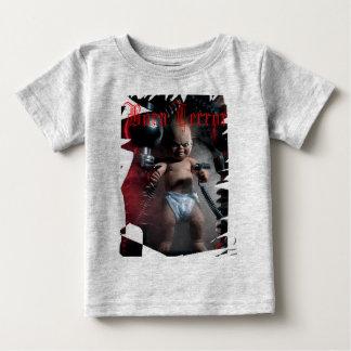 btのカスタマイズ生まれる恐怖- ベビーTシャツ