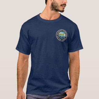 BT257C -大西洋のチャーター Tシャツ