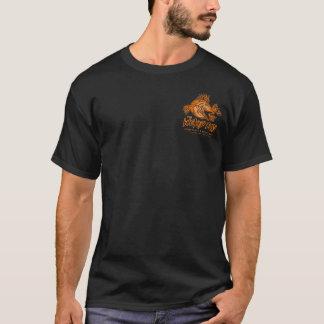BT336 -悪賢い低音の魚の物語およびクリプトのバーのティー Tシャツ