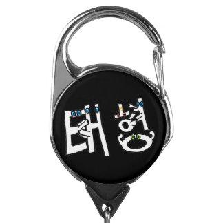 BTS Taehyungのバッジホールダー IDカードホルダー