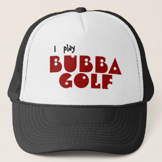 Bubbaのゴルフトラック運転手の帽子 キャップ