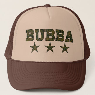 Bubbaの帽子 キャップ